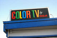 Color TV (c) Roadsidepictures